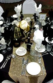 black and gold centerpieces for tables black and gold decoration for tables table designs