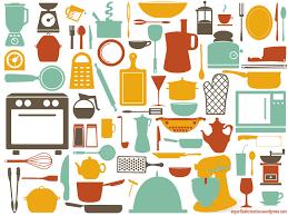 kitchen tools vector png