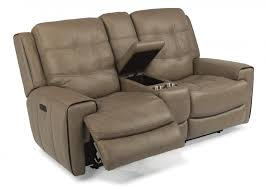 Power Sofa Recliners Leather by Wicklow Flexsteel Com