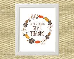 thanksgiving printable rustic fall wall typography quote