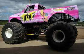 new monster truck themonsterblog com we know monster trucks tnt unveils new look