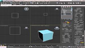 3d Max by S9 Tutorials 3ds Max Box Modeling Overview Youtube