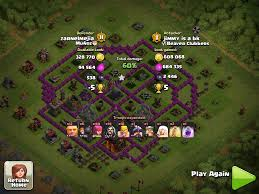 Clash Of Clans Maps Image Tournament Raid Jimmy Halsey 3 Jpg Clash Of Clans Wiki