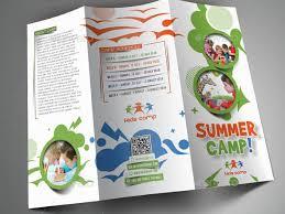 tri fold school brochure template 20 brochure psds for school education desiznworld