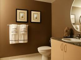 wall color ideas for bathroom wall colors in shades of brown warmth and cosiness at home fresh