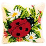 Vervaco Latch Hook Rug Kits Vervaco Latch Hook Cushion Kits The Crafters Basket Cliffoney