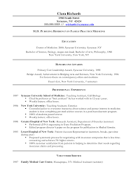 medical resume examples family medicine resume resume for your job application resume sample and format how free online resume sample template resume sample and format how