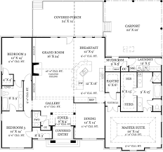 old wesley 4437 3 bedrooms and 2 baths the house designers