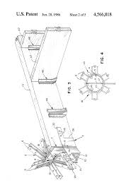 patent us4566818 ledger hanger for geodesic domes google patents