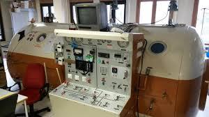 chambre hyperbare caisson hyperbare hôpital raymond poincaré