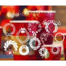 christmas wreath brushes photoshop brushes
