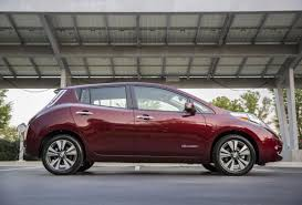 car nissan 2016 suburb stress testing the 2016 nissan leaf is 107 mile range