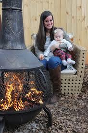 backyard bonfire u0026 friendsgiving with ae outdoor