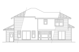 View Lot House Plans Contemporary House Plans Maplewood 10 129 Associated Designs