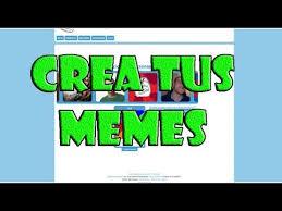 Crear Un Meme - como crear memes facil y rapido youtube