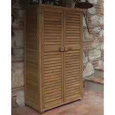 armadietto esterno armadio portascope da esterno idee di design per la casa