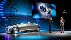 world premiere of the mercedes benz f 015 luxury in motion
