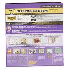 Purple Paint Law by Raid Plus 3 Foggers Flea Killer 15 Oz Walmart Com