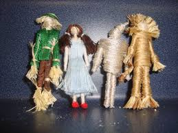 of oz toothpick dolls