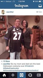 Ray Rice Memes - here are more lame ray rice and janay palmer costumes this time in