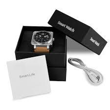cheap floveme k9 luxury square shape smart watch bluetooth