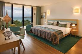 interior design view beach theme bedroom decor beautiful home