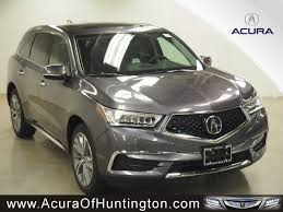 acura minivan new 2018 acura mdx sh awd with technology package sport utility in
