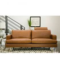 Beige Leather Sofas by Sofas