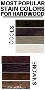 stain colors for oak kitchen cabinets hardwood flooring stain color trends 2021 the flooring