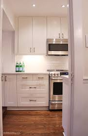 ikea grey shaker kitchen cabinets ikea kitchen reno before after northern nester