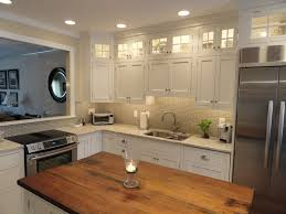 Kitchen Islands With Sinks Traditional Kitchen With Wood Counters U0026 Undermount Sink Zillow