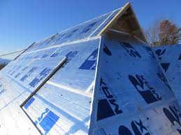 Foil Backed Roof Sheathing by How To Build An Insulated Cathedral Ceiling Greenbuildingadvisor Com