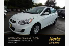hyundai accent 201 used white hyundai accent for sale edmunds