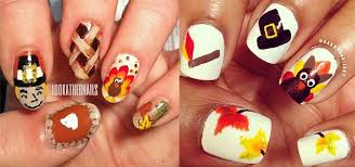 easy thanksgiving nail designs picture easy nail