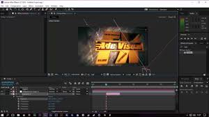 tutorial after effect membuat opening film tutorial membuat bumper logo 3d keren tutorial after effect youtube