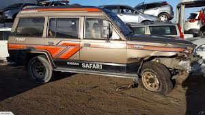 nissan safari 1986 nissan safari parts for sale trade me