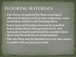 Types Of Flooring Materials Flooring