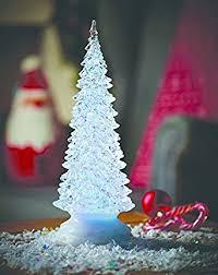 gardman colour changing water filled christmas tree amazon co uk