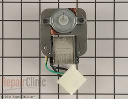 refrigerator condenser fan how to replace condenser fan motor on refrigerator all parts for a