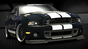 2013 Ford Mustang Black 2013 Ford Mustang Shelby Gt500 Gran Turismo 6 By Vertualissimo