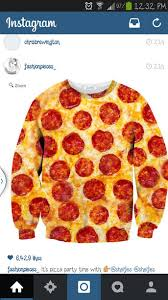 sweater pizza shirt sweatshirt cool sweater pizza