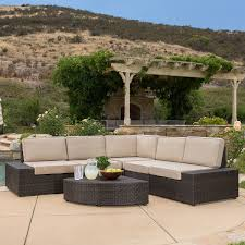 Best Rated Patio Furniture Covers by 18 Best Patio Sectional Sofas U0026 Patio Sectional Furniture