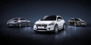 peugeot 508 2015 vwvortex com facelifted 2015 peugeot 508 lineup revealed