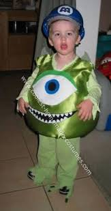 Sulley Toddler Halloween Costume Coolest Mike Wazowski Costume Mike Wazowski Costume Costumes