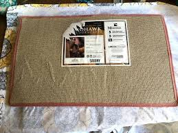 upgrade cheap rugs with shower curtains hometalk
