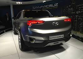 hyundai crossover truck 2015 naias hyundai santa cruz crossover concept debuts in detroit