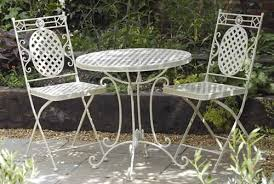 metal outdoor table and chairs kitchen and dining archives home design ideas