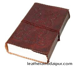 embossed leather photo album leather udaipur rajasthan india leather journal