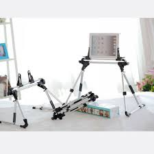universal floor desk bed stand mount holder for ipad mobile phone