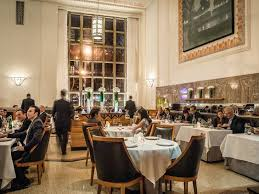 where to go for thanksgiving dinner in nyc american restaurant